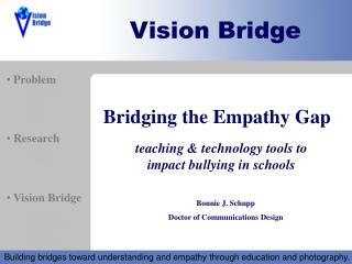 Bridging the Empathy Gap