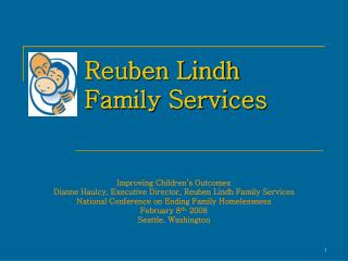 Reuben Lindh  Family Services