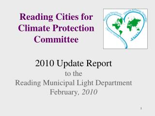 2010 Update Report to the  Reading Municipal Light Department  February , 2010