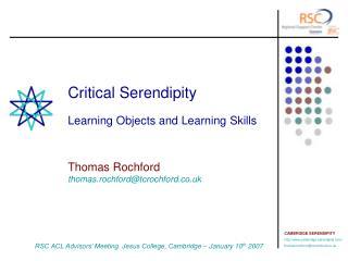 CAMBRIDGE SERENDIPITY cambridge-serendipity/ thomas.rochford@tcrochford.co.uk