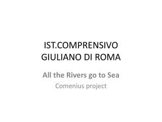 IST.COMPRENSIVO GIULIANO DI ROMA