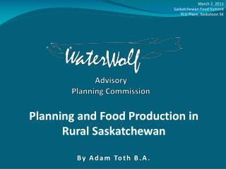 Advisory Planning Commission