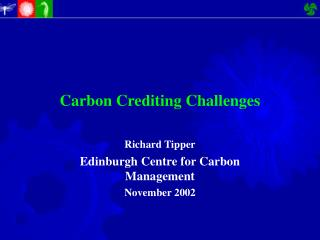 Carbon Crediting Challenges