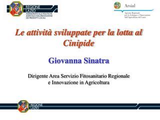 Infestazione da Cinipide nel Lazio