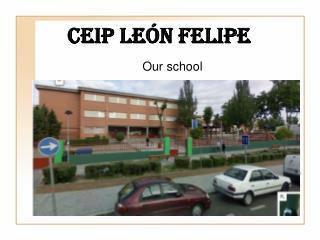 CEIP León Felipe