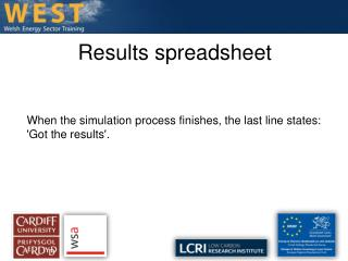 Virvil Simulation results