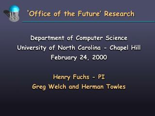 ' Office of the Future' Research