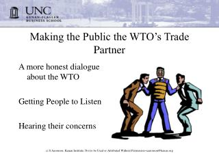 Making the Public the WTO's Trade Partner