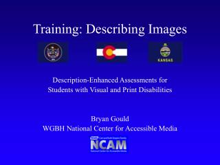 Training: Describing Images
