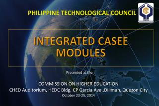 PHILIPPINE TECHNOLOGICAL COUNCIL
