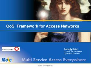QoS  Framework for Access Networks