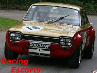 Racing Escorts