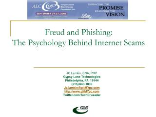 Freud and Phishing: The Psychology Behind Internet Scams