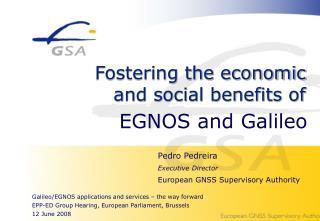 EGNOS and Galileo