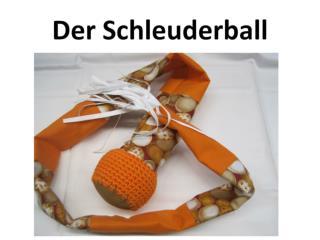 Der Schleuderball