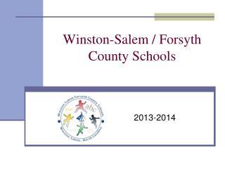 Winston-Salem / Forsyth County Schools