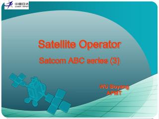 Satellite Operator Satcom ABC series (3)