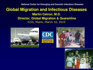 National Center for Emerging and Zoonotic Infectious Diseases