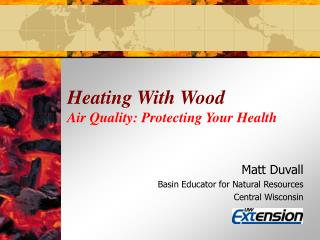 Heating With Wood Air Quality: Protecting Your Health