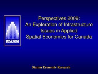 Stamm Economic Research