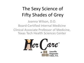 The Sexy Science of Fifty Shades of Grey