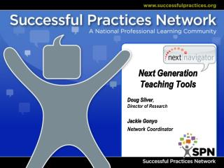 Next Generation Teaching Tools