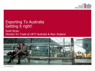 Exporting To Australia  Getting it right!