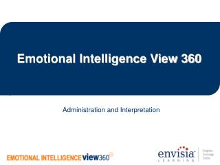 Emotional Intelligence View 360