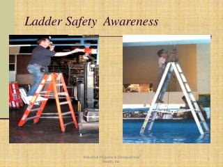 Ladder Safety  Awareness