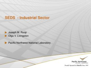 SEDS  - Industrial Sector