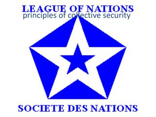 principles of collective security