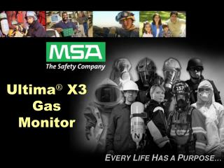 Ultima ®  X3 Gas Monitor