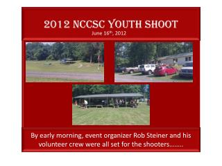 2012 NCCSC Youth Shoot