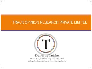 TRACK OPINION RESEARCH PRIVATE LIMITED