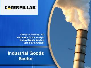 Industrial Goods Sector