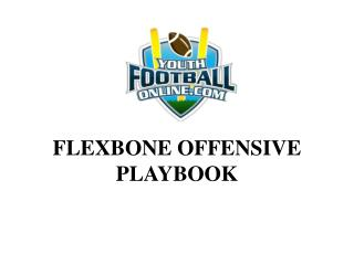 FLEXBONE OFFENSIVE PLAYBOOK