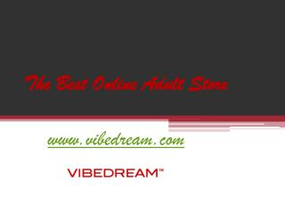 Vibedream Sweepstakes – Like us in Facebook - Www.vibedream.com