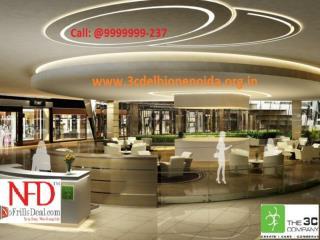 3C Delhi One – Living Amidst Luxury at Noida @9999999238