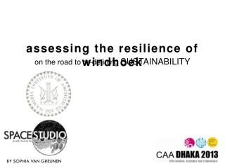 on the road to re-defining SUSTAINABILITY