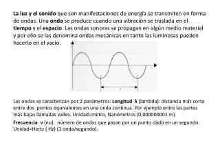 La dualidad de la luz: onda_partícula