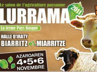 Lurrama la Ferme Basque 2011