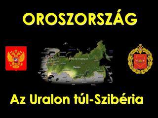 Kraj za Uralem