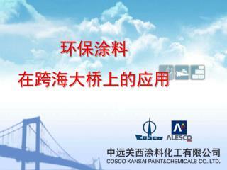 环保涂料 在跨海大桥上的应用