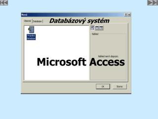 Databázový systém