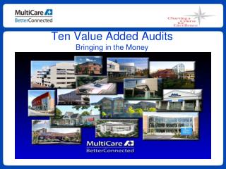 Ten Value Added Audits Bringing in the Money