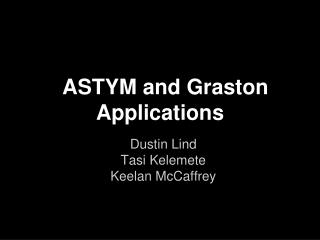 ASTYM and Graston Applications