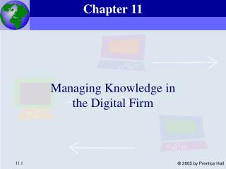 Managing Knowledge in the Digital Firm