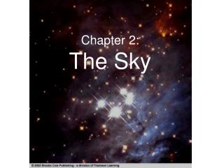Chapter 2: The Sky