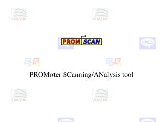 PROMoter SCanning/ANalysis tool