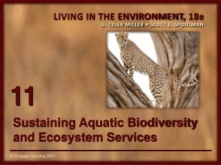 Sustaining Aquatic Biodiversity and Ecosystem Services